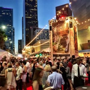 A Perfect Taste of LA ~ The Food & Wine Festival