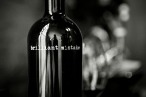 Brilliant Mistake Wine, Tasting Notes by The Wine Siren