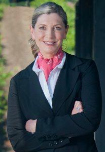 Susan Doyle of Spring Mountain Vineyards Tech Director-GM