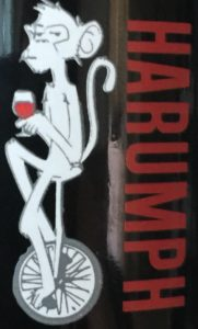 Harumph Wine by Michael DeSantis and Scotti Stark,