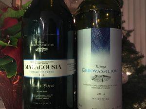 Greek wine featuring the famed Malagousia native grape