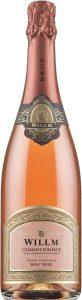 Willm Crémant d'Alsace Brut Rosé The Wine Siren