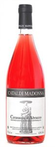Cerasuolo di Abruzzo from Cataldi Madonna transcends the run of the mill Rose