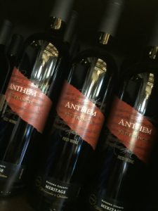 Anthem Bordeaux Blend from St. Francis