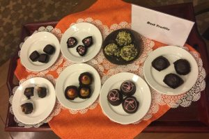 Oregon Chocolate Festival Truffle Contest