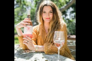 Drew Barrymore on Winemaking and Rosé