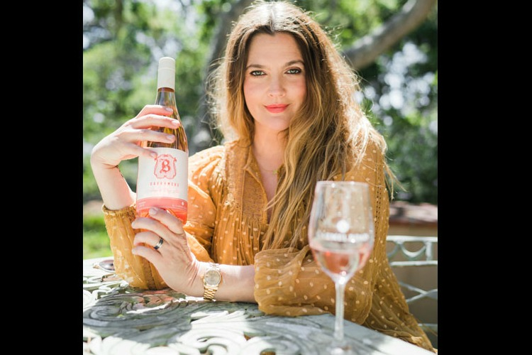 Drew Barrymore on Winemaking and Being a Vintner