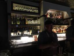 I'm meeting Drew Barrymore at Restaurant 1833 in Monterey