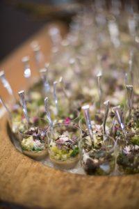 Superb food at Lexus USA Pebble Beach Food and Wine