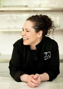 Bravo's Top Chef Winner Stephanie Izard of girl and the goat in Chicago