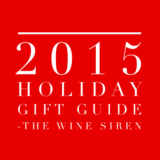 Top 2015 Holiday Gifts for the Wine Lover