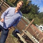 Christopher Strieter of Senses Wines at Hillcrest Estate