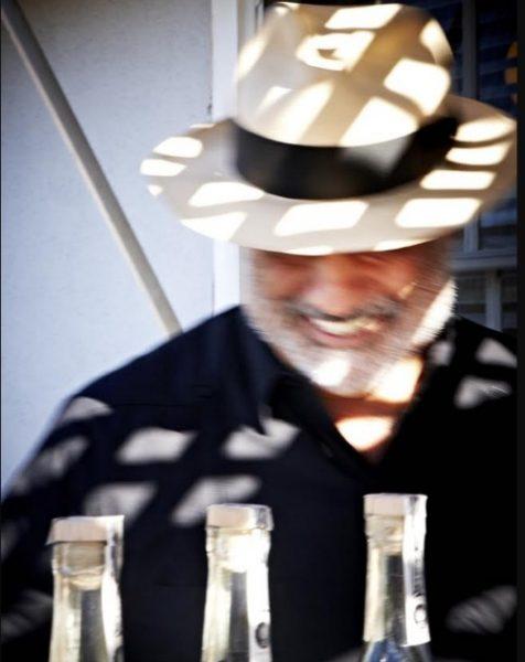 David Rivandi, Founder of 123 Tequila
