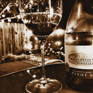 Williamette Valley Vineyards Pinot Gris