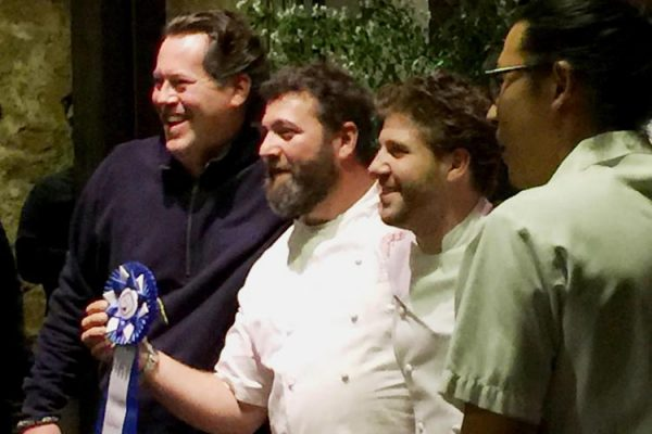St Helena Appellation Celebrates the winners of bASH 2016