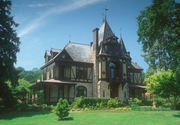 Frederick Beringer's Rhine House