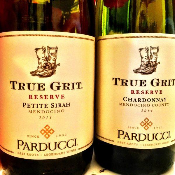 True Grit 91 point Wine