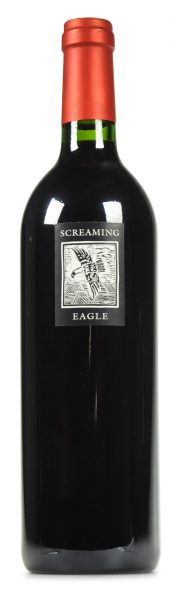 Napa Valley's Screaming Eagle Commands $750.00 a bottle