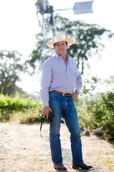 Mendocino Wine Company's Tim Thornton