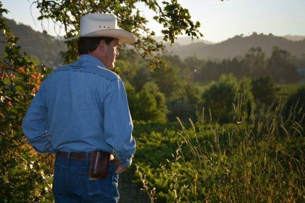 Tim Thornton, COO of Mendocino Wine Company