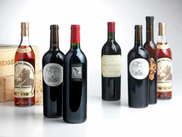 Courtesy of Christies, Selections for Wine Investing