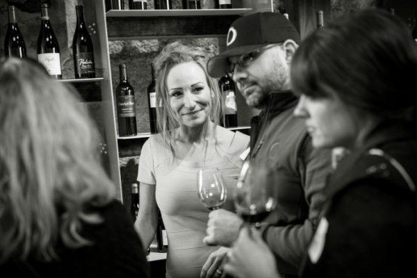 Stacy Reinert of Brilliant Mistake Wines, The Wine Siren