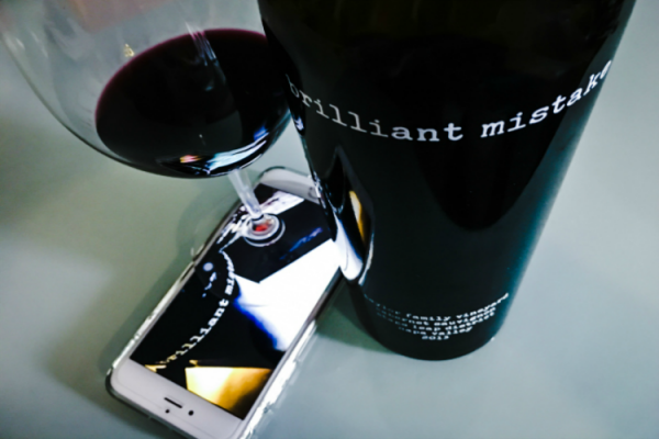 Brilliant Mistake Wines an Exceptional Napa Valley Cabernet