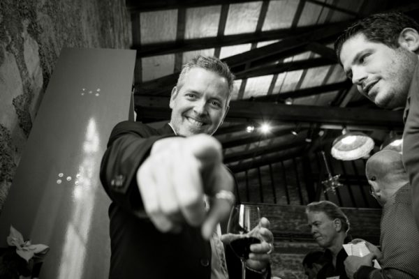 John Reinert of Brilliant Mistake Wines Napa Valley
