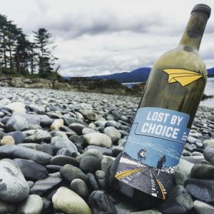 Lost by Choice is the latest release from Rebel Coast Winery