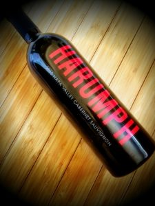 Harumph Wine Napa Valley Cabernet Sauvignon