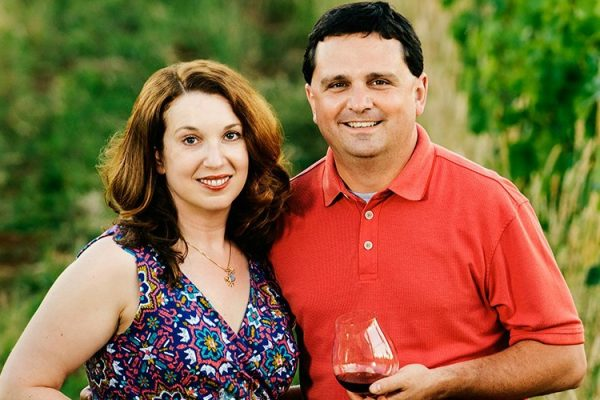 Sara and Dave Specter of Bells Up Winery, Newburg Oregon