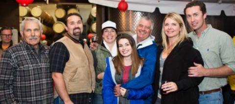 Summit Lake Vineyards and the Brakesman family