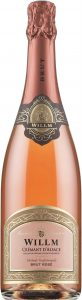 Willm Crémant d'Alsace Brut Rosé The Wine Siren
