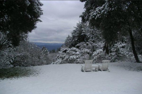 Summit Lake Vineyards View