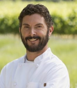 Chef Bryan Jones of St Francis Winery wows with his pairing menu