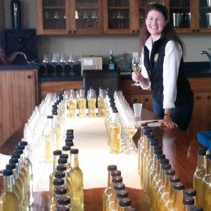 The Mastery of Luxury : Winemaker Julie Lumgair