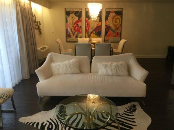 Champagne Suite at Ashland Hills Hotel & Suites