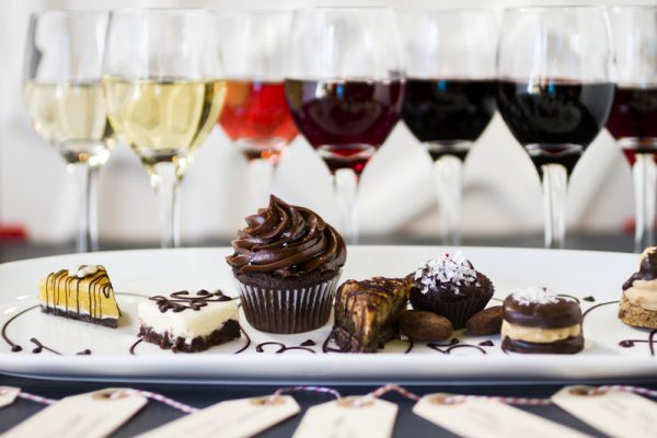 Wine and Chocolate Judging on the Wine Siren