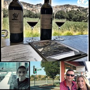 Julien Miquel sits down for interview with Kelly Mitchell of The Wine Siren