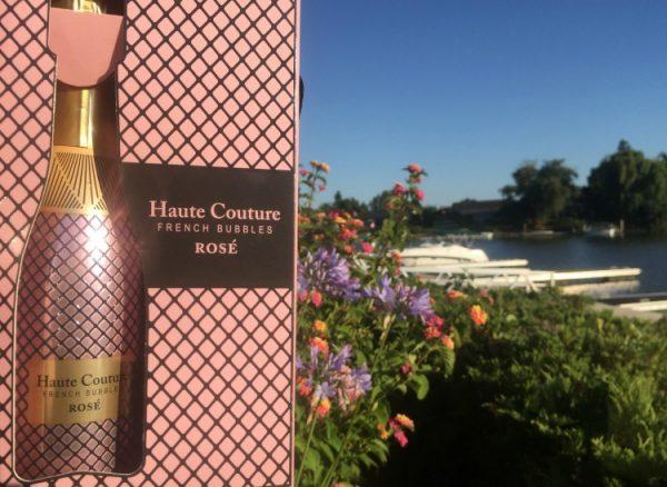 Haute Couture French Bubbles Rosé by Boisset Collection