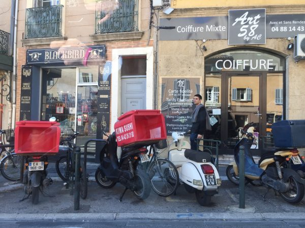 On the Wine Siren, Provence Rosé and Chateau Gassier, by Kelly Mitchell France