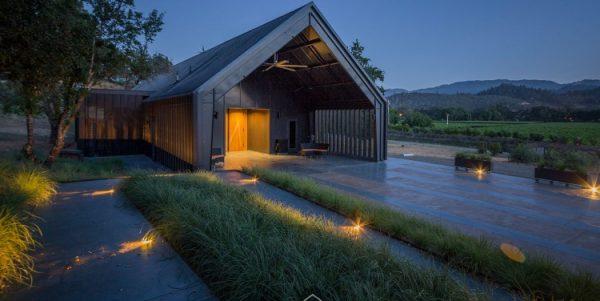 Melka Wines New Tasting Room on the Silverado Trail