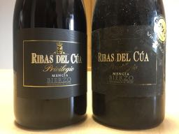 Bierzo Spain wine Ribas del Cúa Privilegio