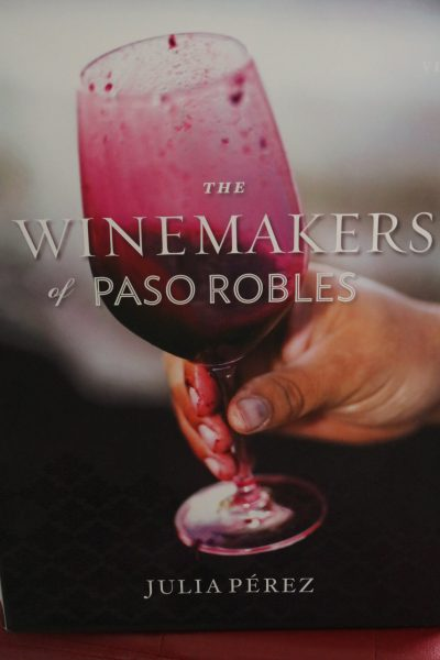The Winemakers of Paso Robles Coffee Table Book
