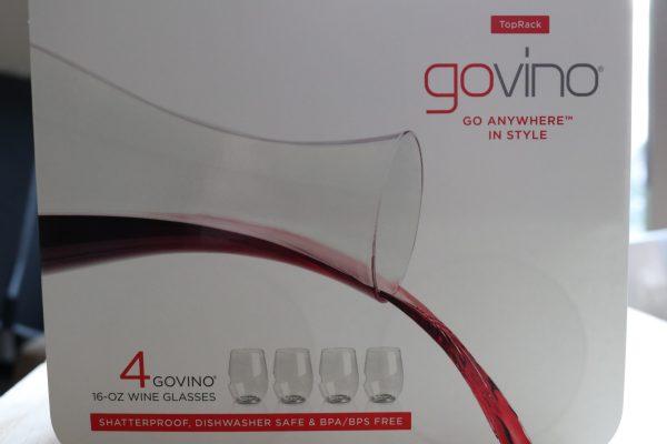 Govino Go Anywhere Glasses on The Wine Siren