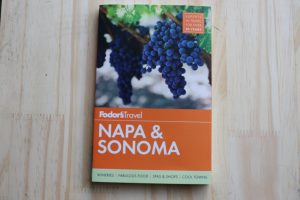 Fodor's Napa and Sonoma Guidebook