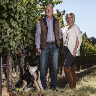 Hollywood and Wine: Frank Family Vineyards {VIDEO}