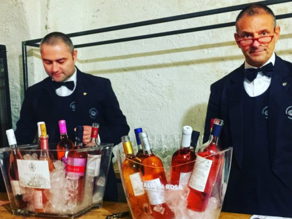 Italy's Chiaretto Pink a modern take on Rosé is taking the wine world by storm.