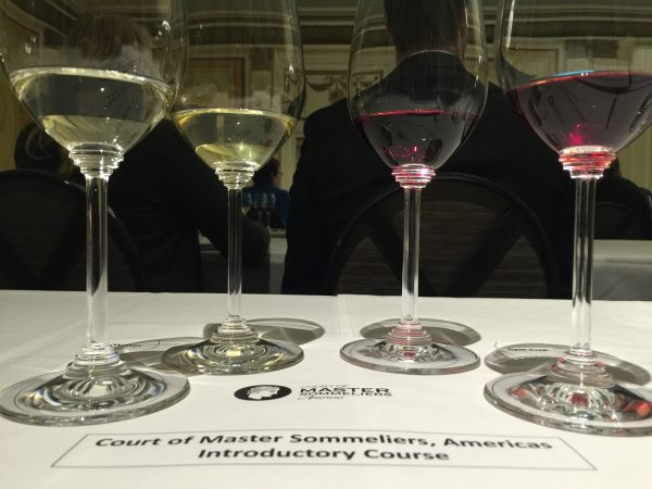 Getting Wine Education at the Court of Master Sommeliers