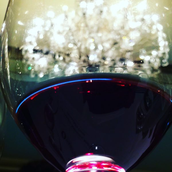 Wine education with the Court of Master Sommeliers view from my glass